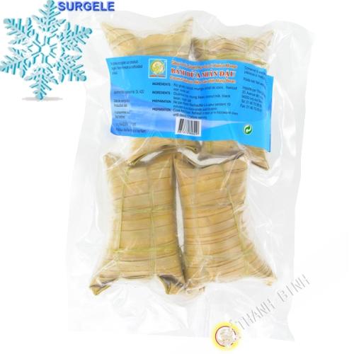 Pastel de arroz glutinoso, de coco y de la haba de mung 500g - SURGELES