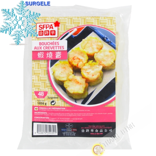 Bite Shrimp 50pcs - SURGELES