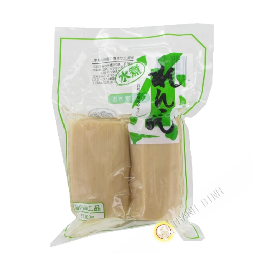 El rizoma de la raíz de loto cocido SANSAIKIMURA 300g Japón