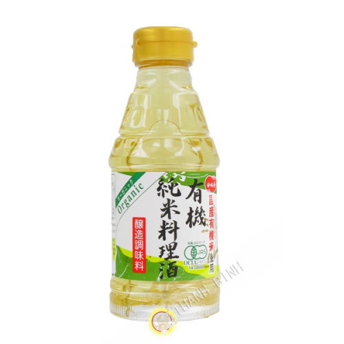Assaissaissonment para la cocción del arroz orgánico HINODE 300 ml de Japón