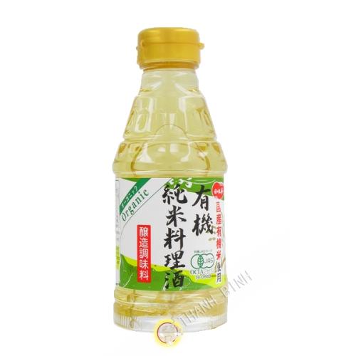 Assaisonnement pour cuisson base riz organic HINODE 300ml Japon