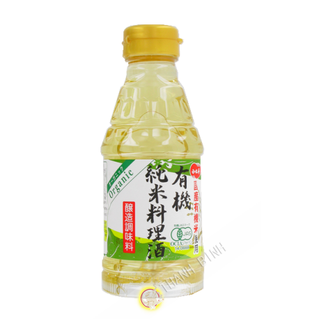 Assaissaissonment pour cuisson base riz organic HINODE 300ml Japon