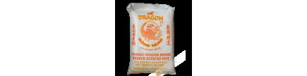 Fragrant rice broken 2 times DRAGON GOLD 20kg Thailand