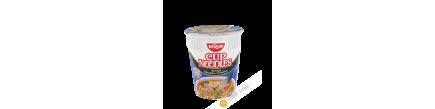 Soupe noddles crevettes cup NISSIN 63g