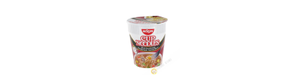 Soupe noddles booeuf cup NISSIN 64g