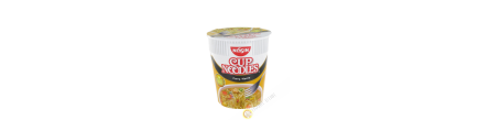 La zuppa di noodles al curry coppa NISSIN 67 g