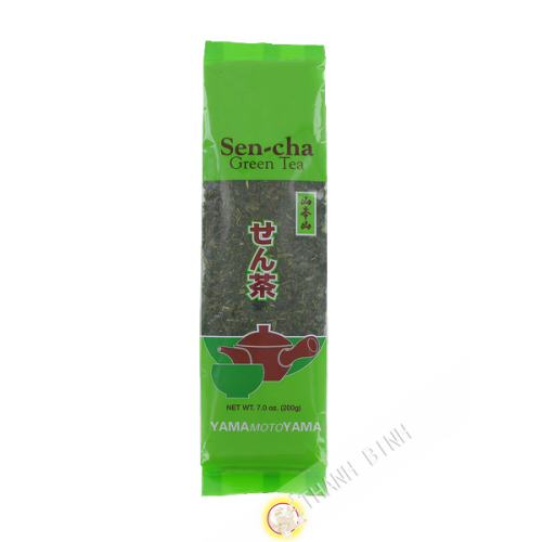 Sencha green tea in bag YAMATOMOYAMA 32g USA