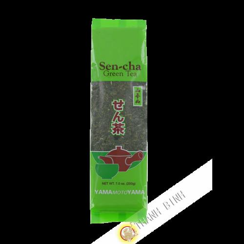 Thé vert Sencha en sachet YAMATOMOYAMA 32g USA