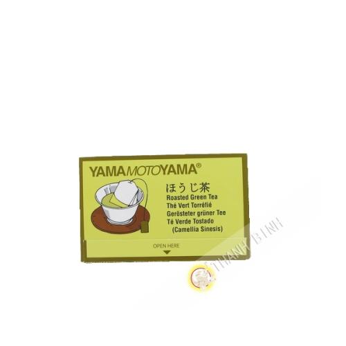 Thé vert torrifié Hojicha en sachet YAMAMOTOMAYA 31g USA