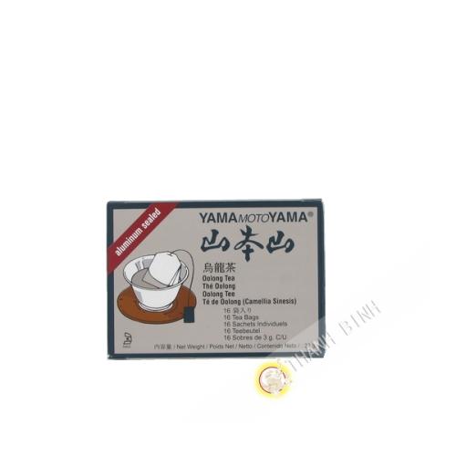El té de Oolong en la bolsa de YAMAMOTOYAMA 32g