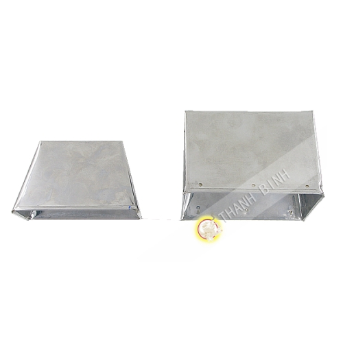 Mold for Banh gio in stainless steel PM 8x6.5cm Vietnam
