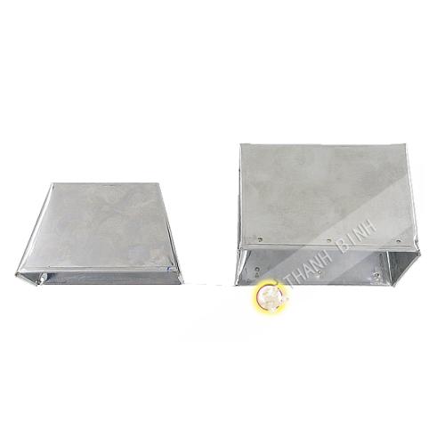 Molde para Banh gio en acero inoxidable PM 8x6.5cm de Vietnam