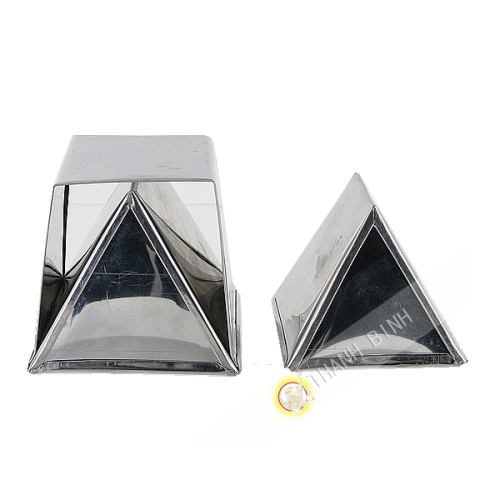 Mold for Banh gio stainless steel GM 8.5x7.5cm Vietnam