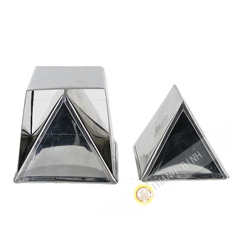 Stampo per Banh gio acciaio inox GM 8.5x7.5cm Vietnam