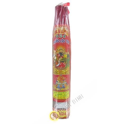 Encens en bâton 30cm Vietnam