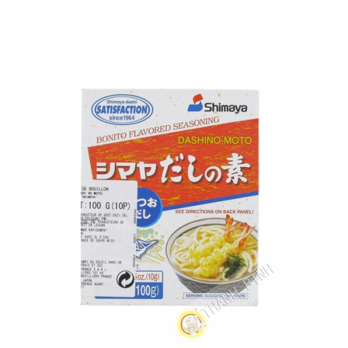 Powder dashi SHIMAYA 100g Japan