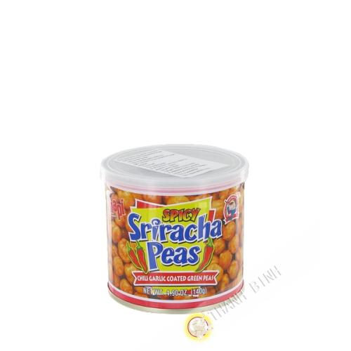 Guisantes Sriracha HAPI 140g Tailandia