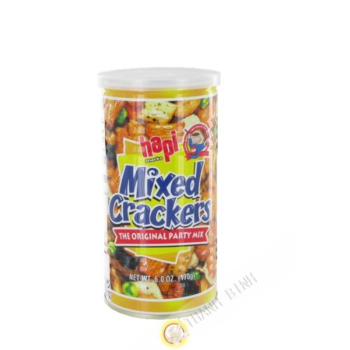 La mezcla de aperitivos a base de arroz HABI 170 g Tailandia