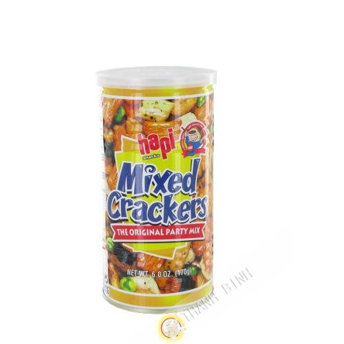 Mix appetizers at the base of rice HABI 170g Thailand