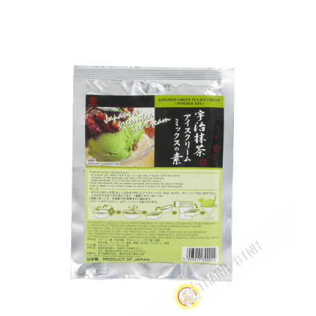 pr paration glace au th vert matcha marufuji 65g japon. Black Bedroom Furniture Sets. Home Design Ideas