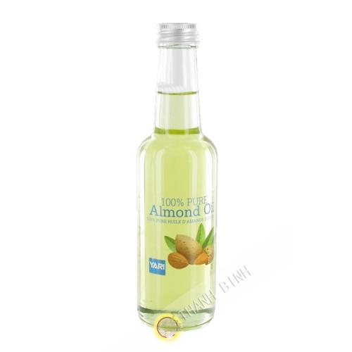 Sweet almond oil YARI 250ml netherlands