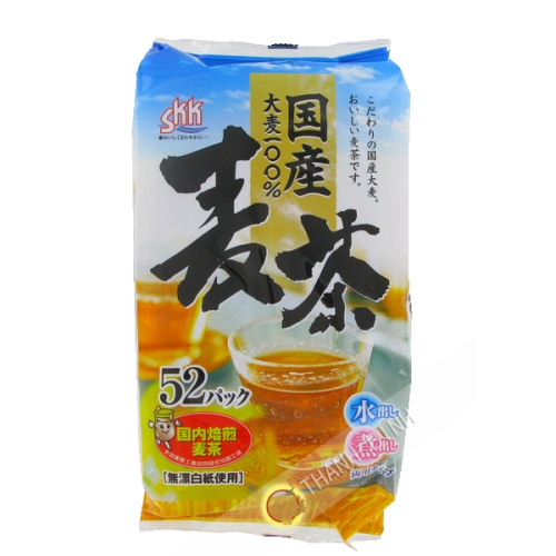 Tea barley Kokusan mugicha SANEI 416g Japan