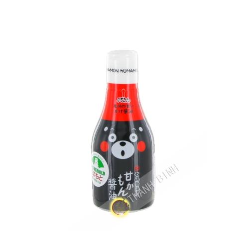 Soy Sauce, sweet Amakamon Shoyu SHICHIFUKU 200ml Japan