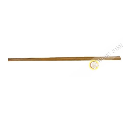 Baguette en bois take rikyu hashi 9-Sun 24cm 100 pcs SUN Japon