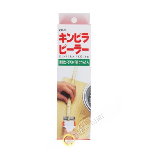 Eplucheur Kinpira Pelatrice 13x4cm Giappone