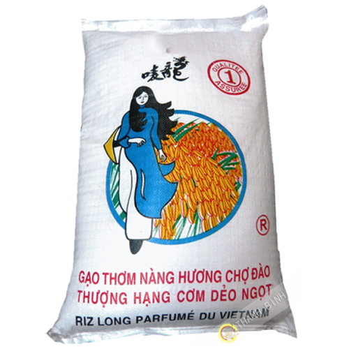 Fragrant rice broken 1 time GIRL 18kg Vietnam