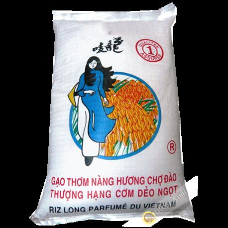 Riz parfumé cassé 1 fois JEUNE FILLE 18kg Vietnam