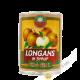 Longanes au sirop PSP 565g Thailande