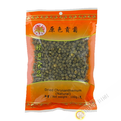 Flower chrysantheme GOLDEN LILY 100g China