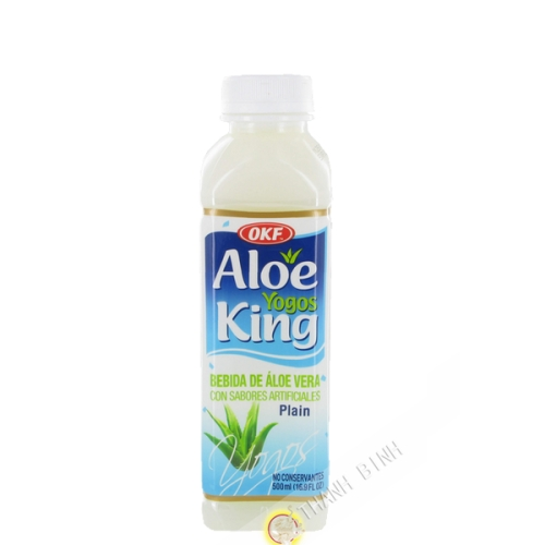 Drink aloe vera yogurt OKF 500ml Korea