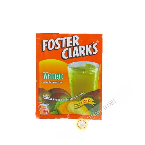 Boisson instantanée mangue FOSTER CLARK'S 30g Malte