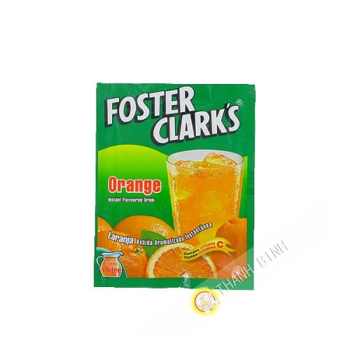 Boisson instantanée orange FOSTER CLARK'S 45g Malte