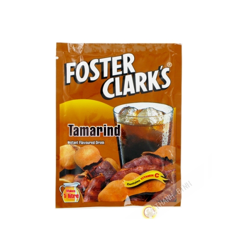 Boisson instantanée tamarin FOSTER CLARK'S 45g Malte