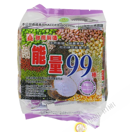 Biscotto cereali taro PEI TIEN 180g di Taiwan