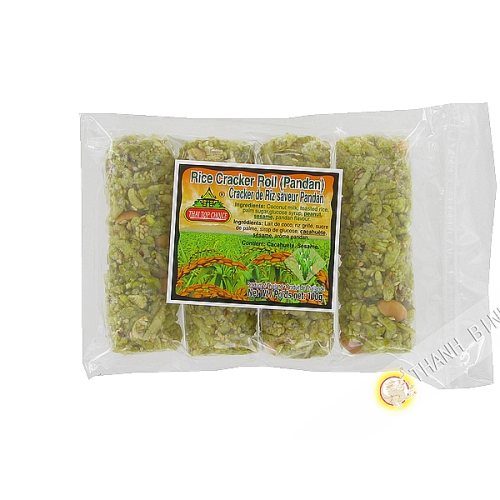 Crackers rice pandan 100g