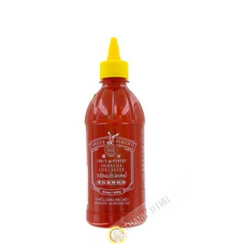Salsa de chile Sriracha aproximadamente 480 ml