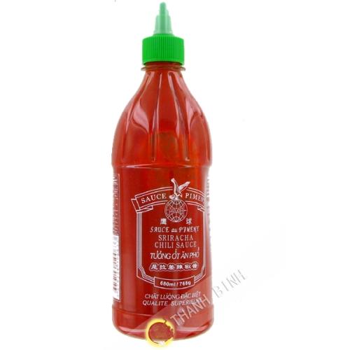 Salsa de chile Sriracha 768ml