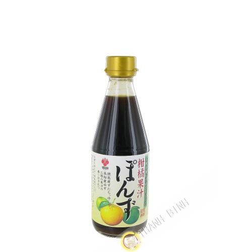 Salsa di soia-aceto ponzu MORITA 360ml Giappone
