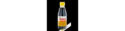 Soy Sauce, vinegar, Ajipon MITSUKAN 360ml Japan