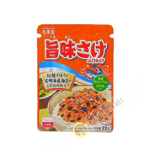 El condimento de arroz caliente Norifuri MARUMIYA 24g Japón