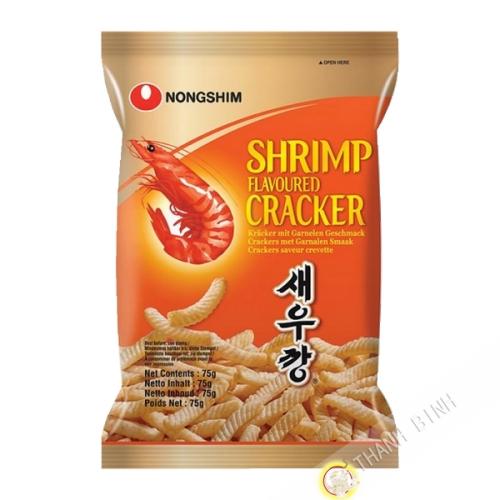 Crackers di gamberi 75g - Corea