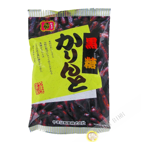 Biscotin Karinto au sucre noir YAMAHA 150g Japon