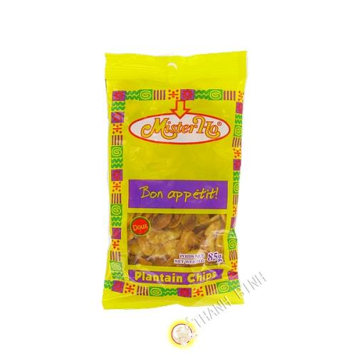 Chip plantain sweet 85g - Africa