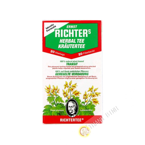 Tee Richter 40g