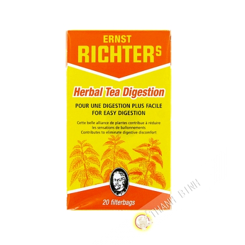 Herbal tea Digestion Richter ERNST 40g