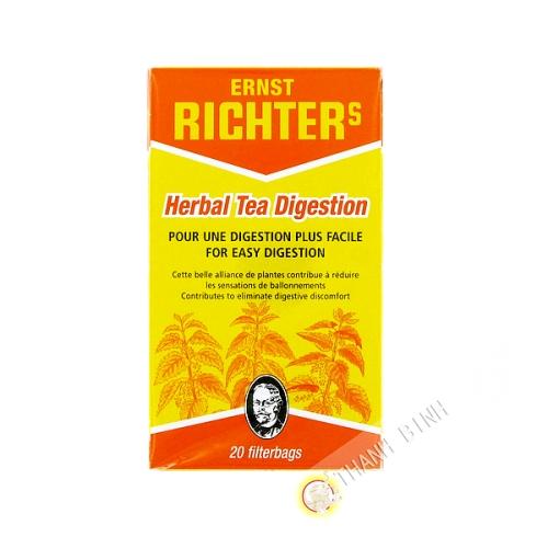 Thé Richter Digestion 40g